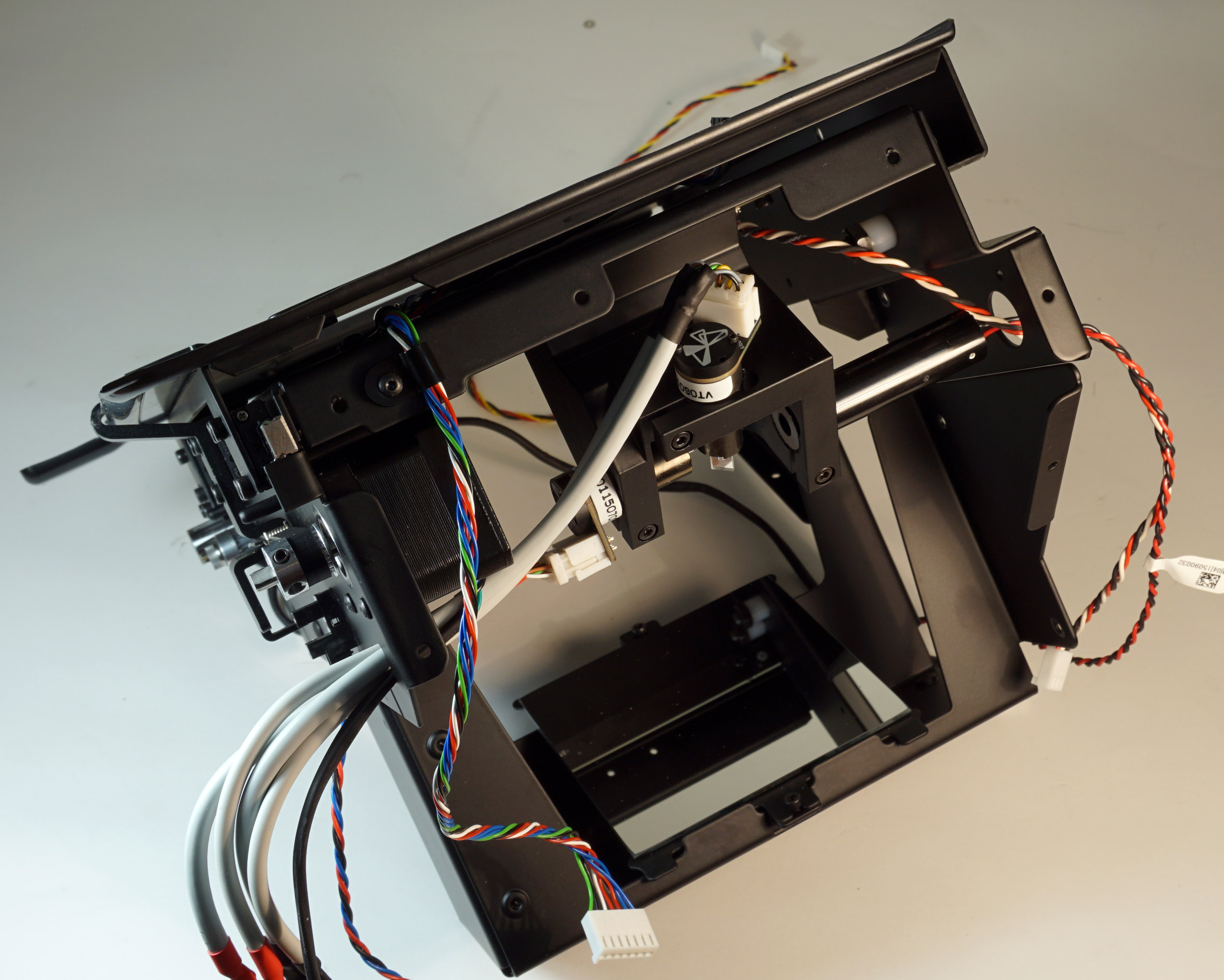 Formlabs Form 2 Teardown Bunnies Blog Wire On Installing Outdoor Electrical Wiring Thumbnail Not Exciting The Galvanometers Sport A Prominent Logo They Are Original Design And Simply Relabeling Of An Off