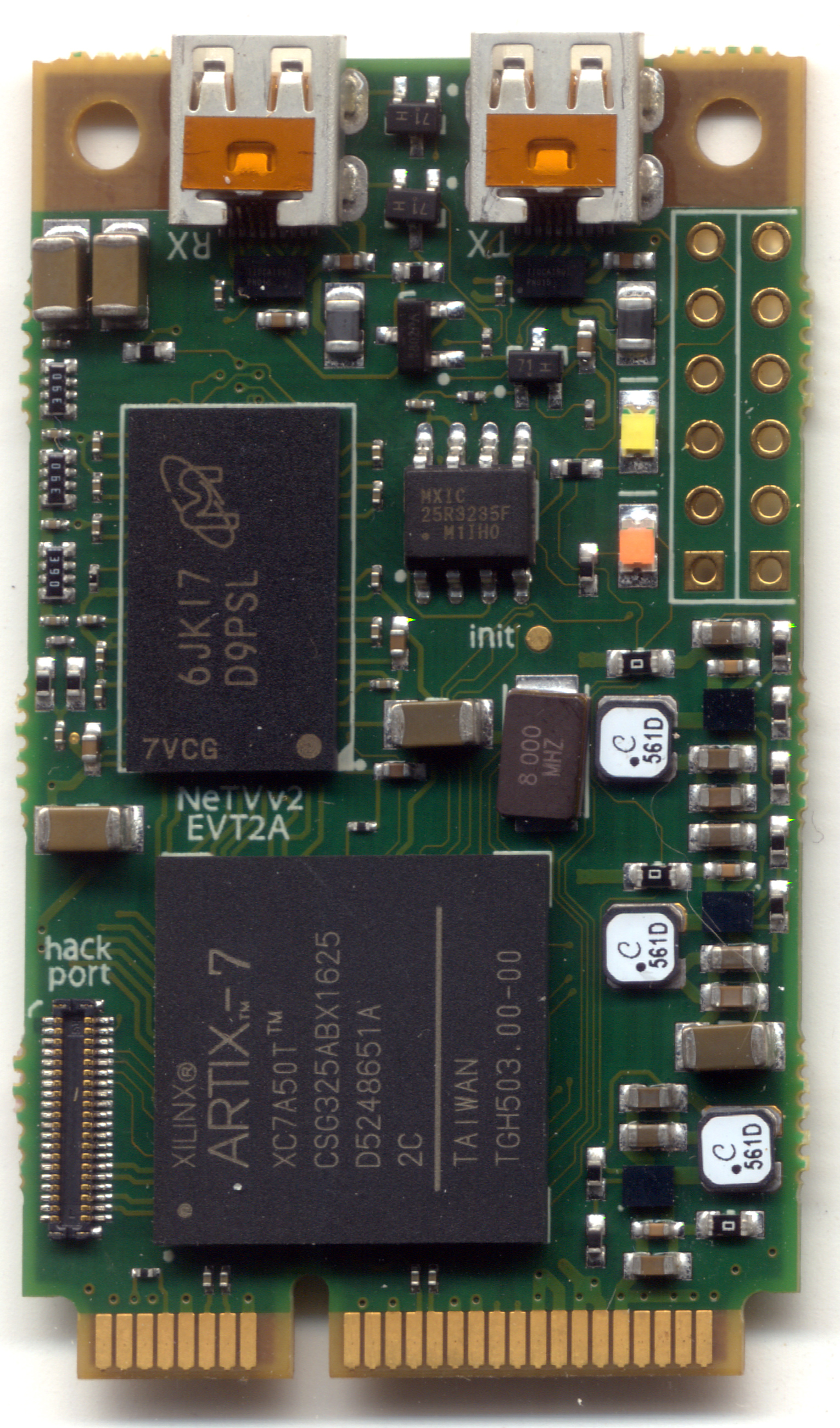 Netv Bunnies Blog Circuit Board To Hold Your Memories This Creative Photo Frame Is Alphamax Llc Now Has Details Of The Netv2 Live Including Links Preliminary Schematics And Pcb Source Files